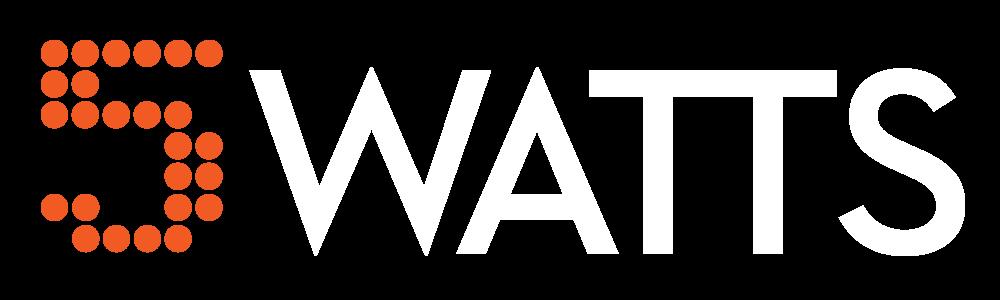 5watts
